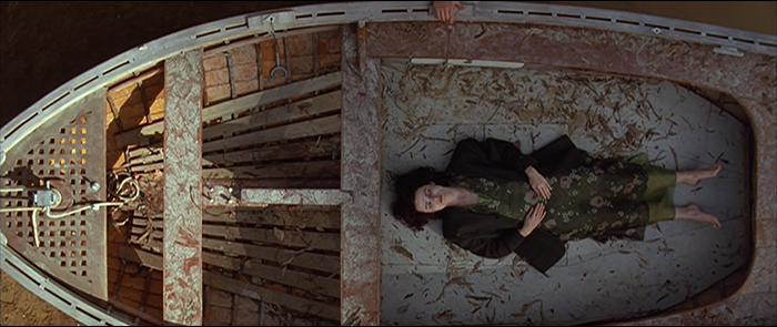 Helena Bonham Carter in Till Human Voices Wake Us (2002)