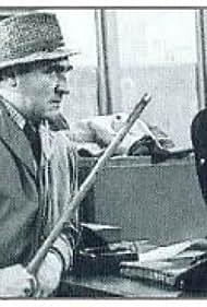 Michael Aldridge and Leslie Sands in Cluff (1964)