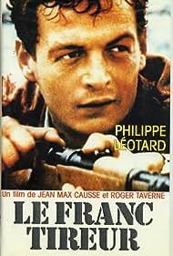 Philippe Léotard in Le franc-tireur (1972)