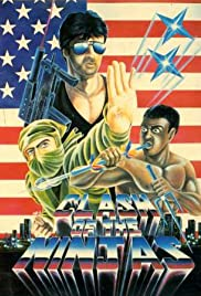 Clash of the Ninjas Poster