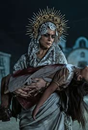 Josefina and the Holy Spirit Poster
