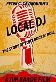 Local DJ: The Story of Flint Rock n' Roll Poster