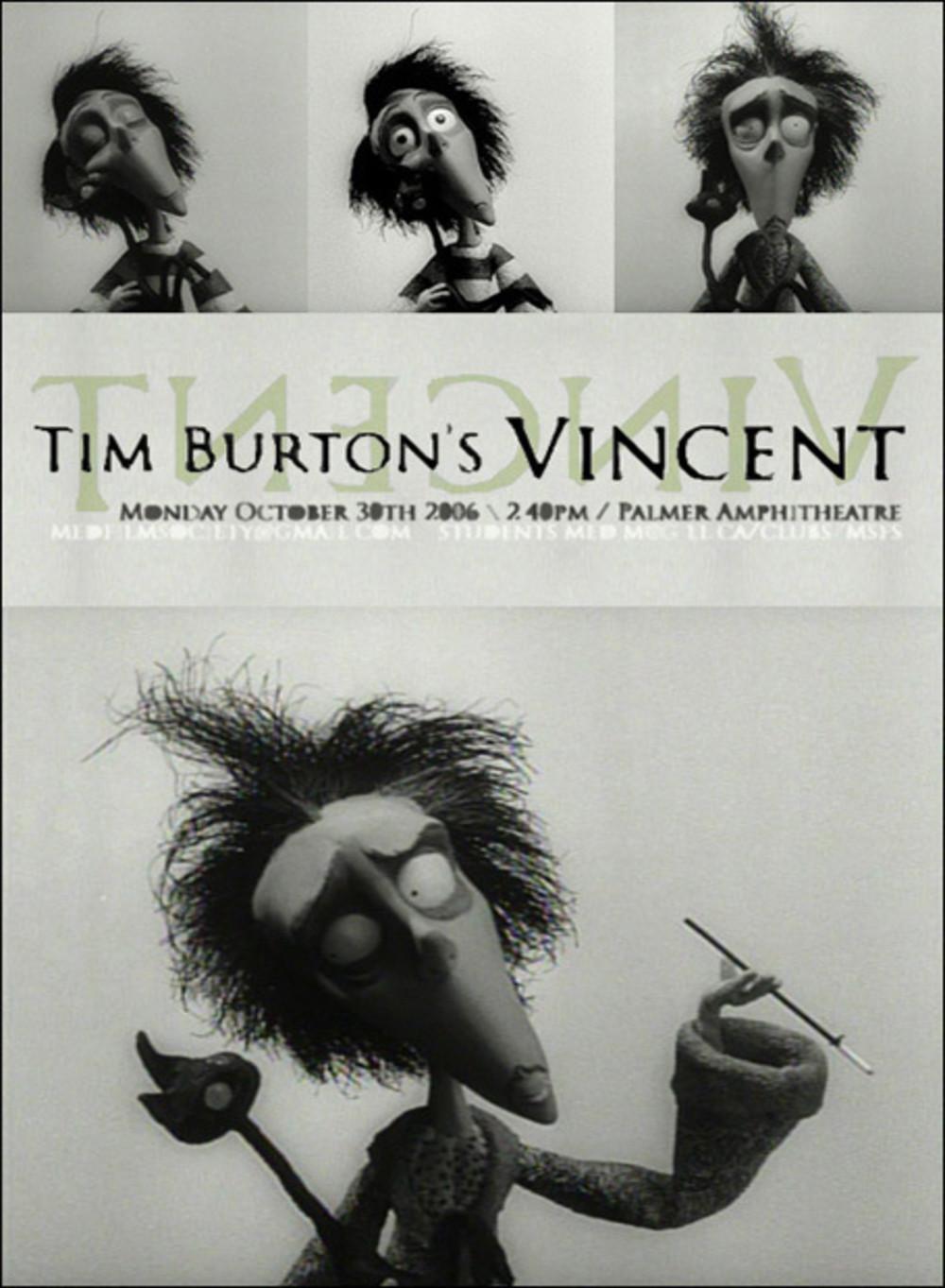 Vincent (1982) - IMDb