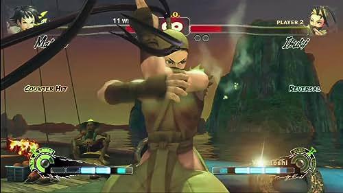 Super Street Fighter IV: Makoto Vs Ibuki (English Subtitled)