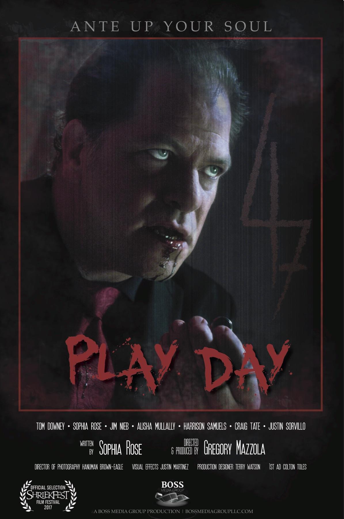 Play Day (2017) - IMDb