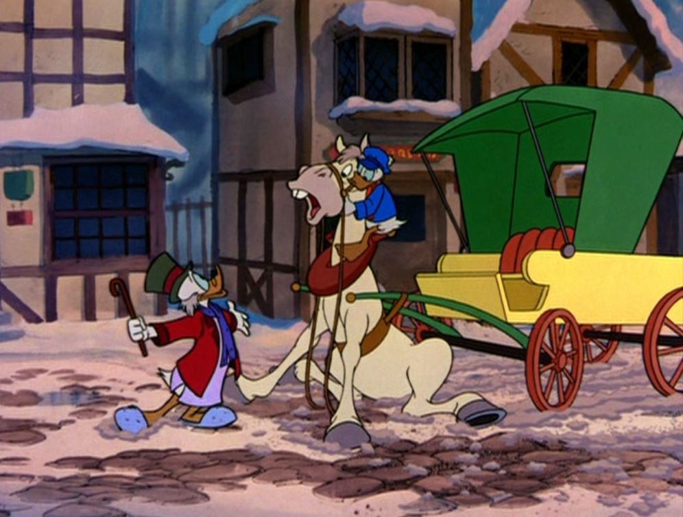 Mickeys Christmas Carol 1983.Mickey S Magical Christmas Snowed In At The House Of Mouse