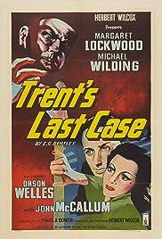 Trent's Last Case(1952) Poster - Movie Forum, Cast, Reviews