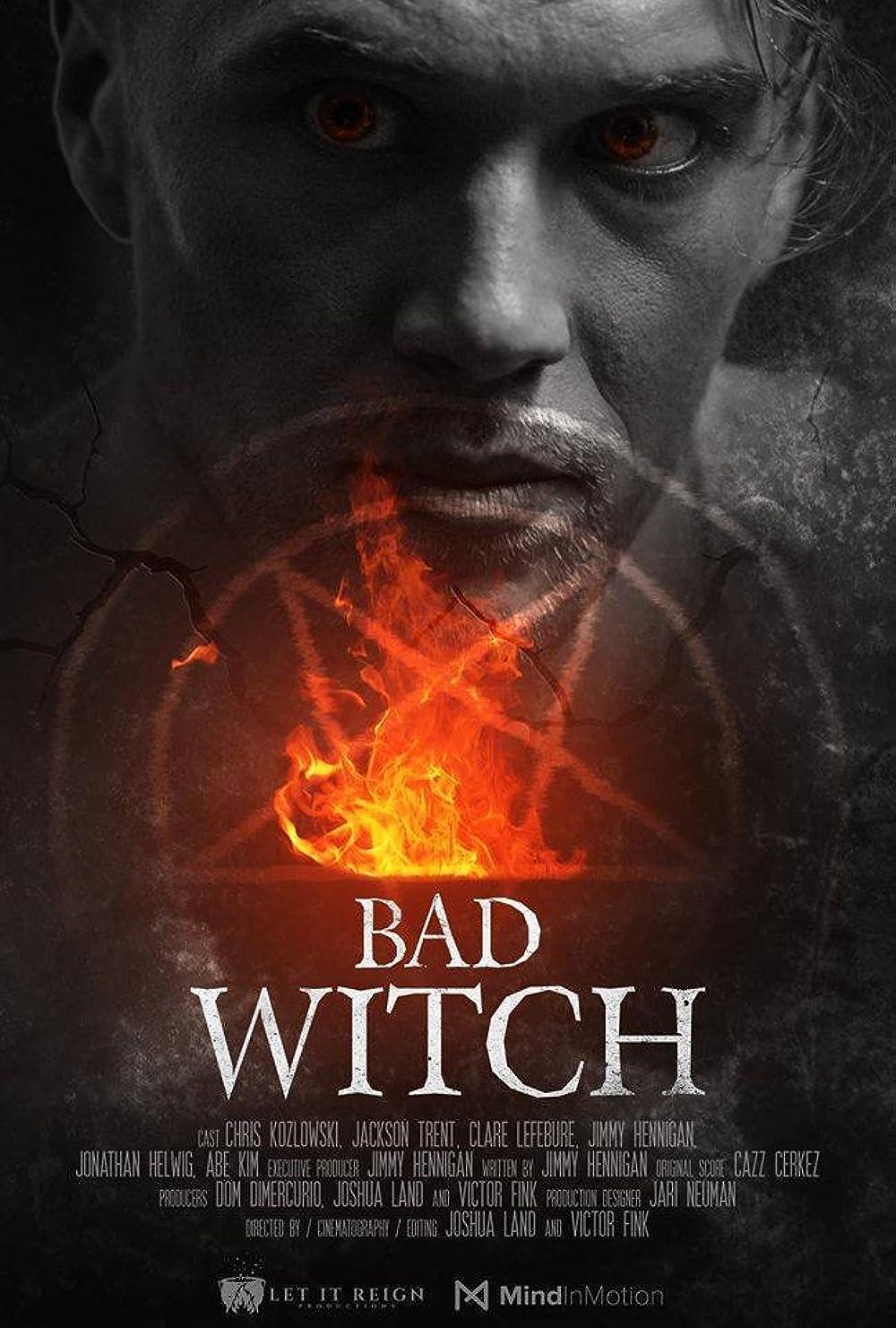 Bad Witch 2021 English 720p HDRip 800MB Download