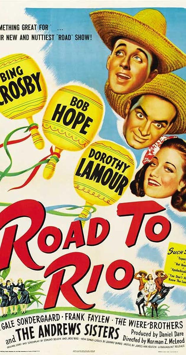 Subtitle of Road to Rio