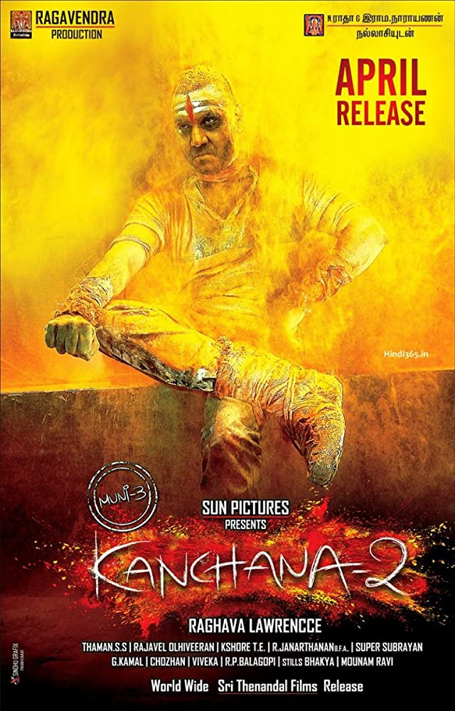 Kanchana 2 (Hindi) download