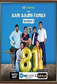 The Aam Aadmi Family Poster - TV Show Forum, Cast, Reviews