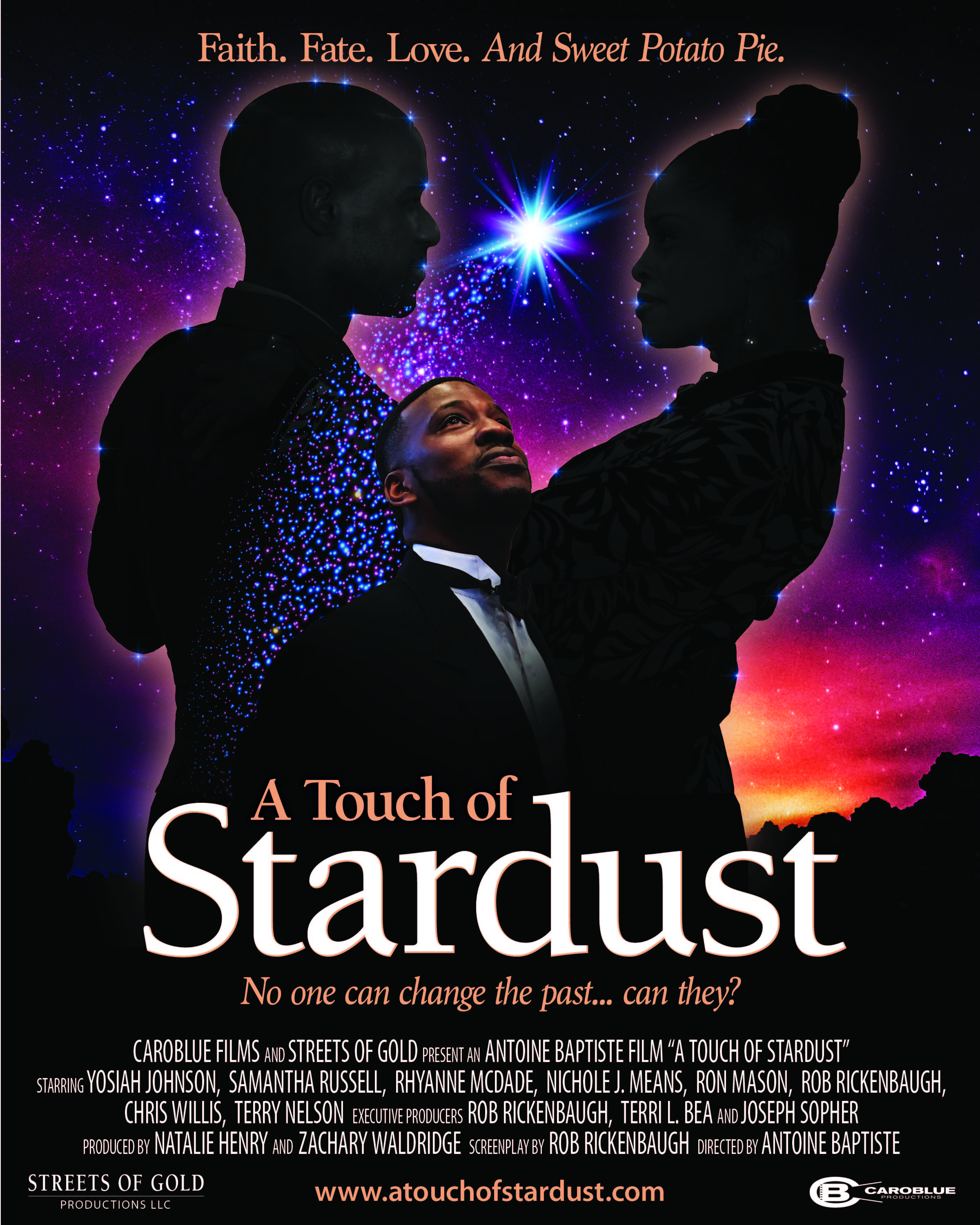 Yosiah Johnson in A Touch of Stardust (2017)