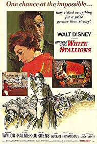 Miracle of the White Stallions (1963) Poster - Movie Forum, Cast, Reviews