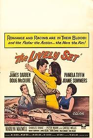 The Lively Set (1964) Poster - Movie Forum, Cast, Reviews