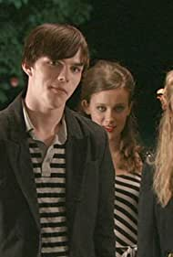 Nicholas Hoult, April Pearson, Mike Bailey, and Hannah Murray in Skins (2007)