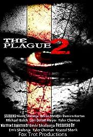 The Plague 2: Biohazard Blood Poster
