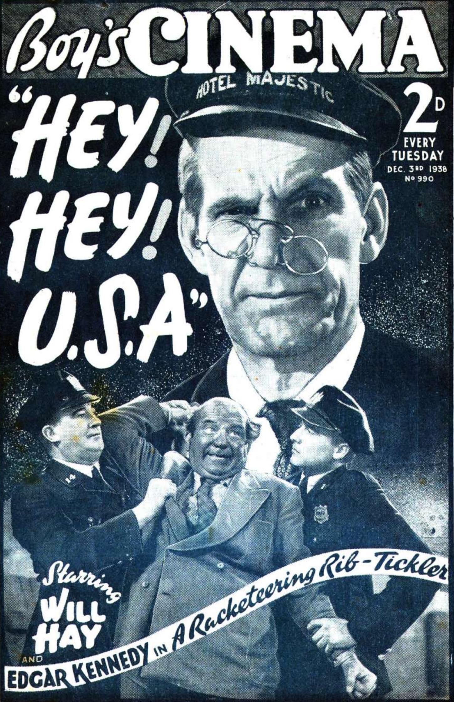 Hey! Hey! U.S.A! (1938)