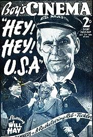 Hey! Hey! U.S.A! Poster