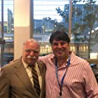 Richard Riehle and Arthur L. Bernstein in Swing State (2017)
