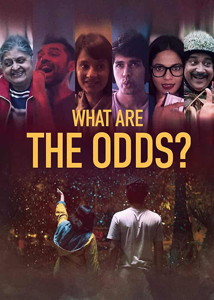 What are the Odds? (2019) Hindi NF WEB-DL x264 AAC Esub