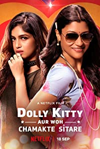 Konkona Sen Sharma and Bhumi Pednekar in Dolly Kitty and Those Twinkling Stars (2019)