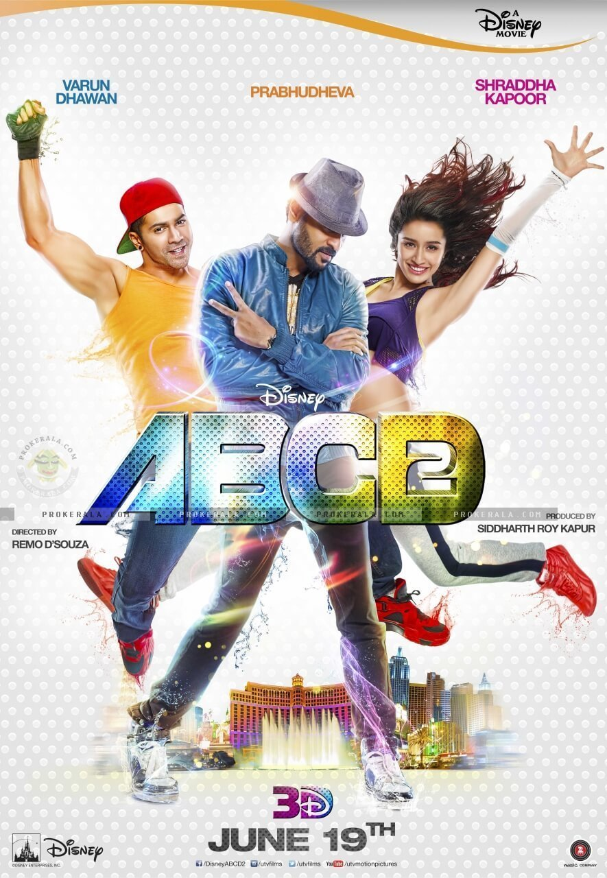 Any Body Can Dance 2 (2015) Hindi 480MB BluRay ESubs Download