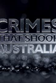 Crimes That Shook Australia Poster