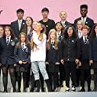 Ariana Grande at an event for One Love Manchester (2017)