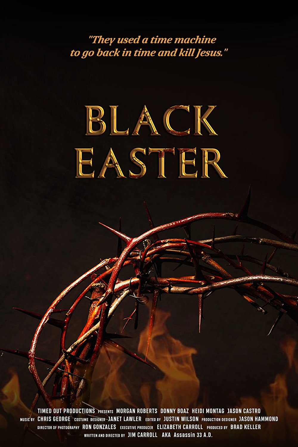 Black Easter (2021) Bengali Dubbed (Voice Over) WEBRip 720p [Full Movie] 1XBET