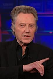 Quot The Daily Show With Trevor Noah Quot Christopher Walken Tv