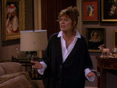 Susan Sarandon in Mike & Molly (2010)