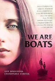 Graham Greene, Amanda Plummer, Luke Hemsworth, and Angela Sarafyan in We Are Boats (2018)