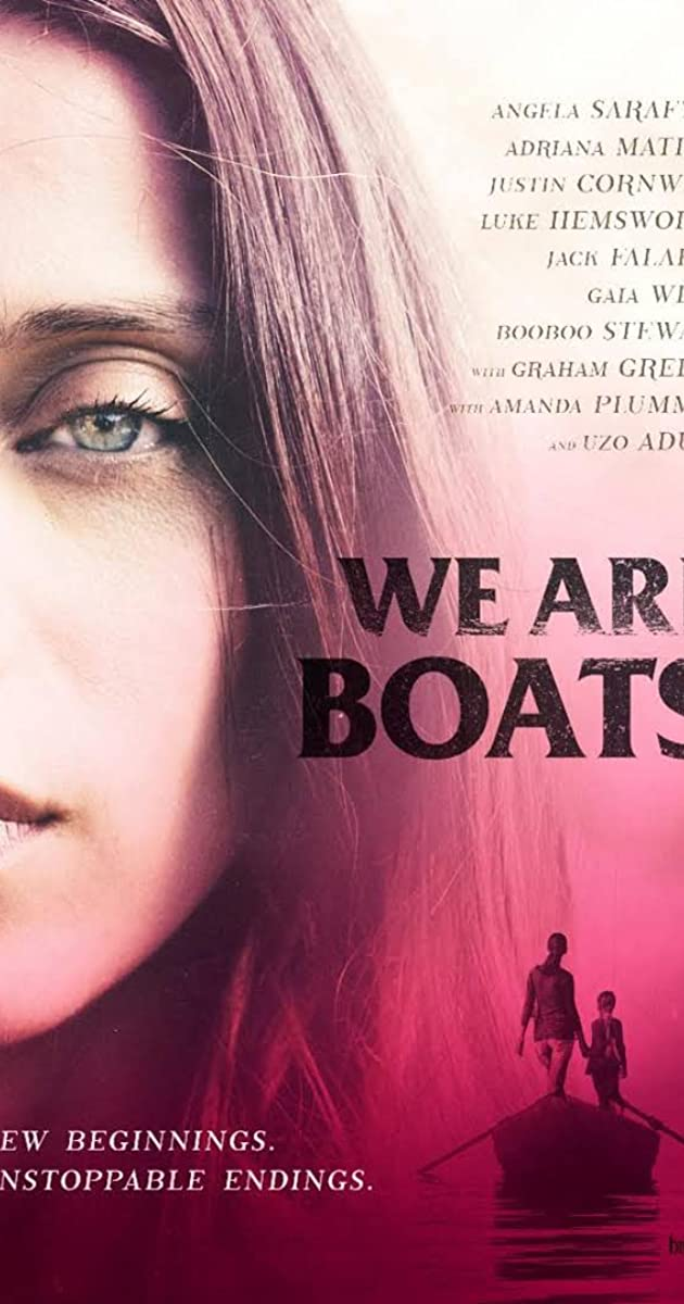 Subtitle of We Are Boats