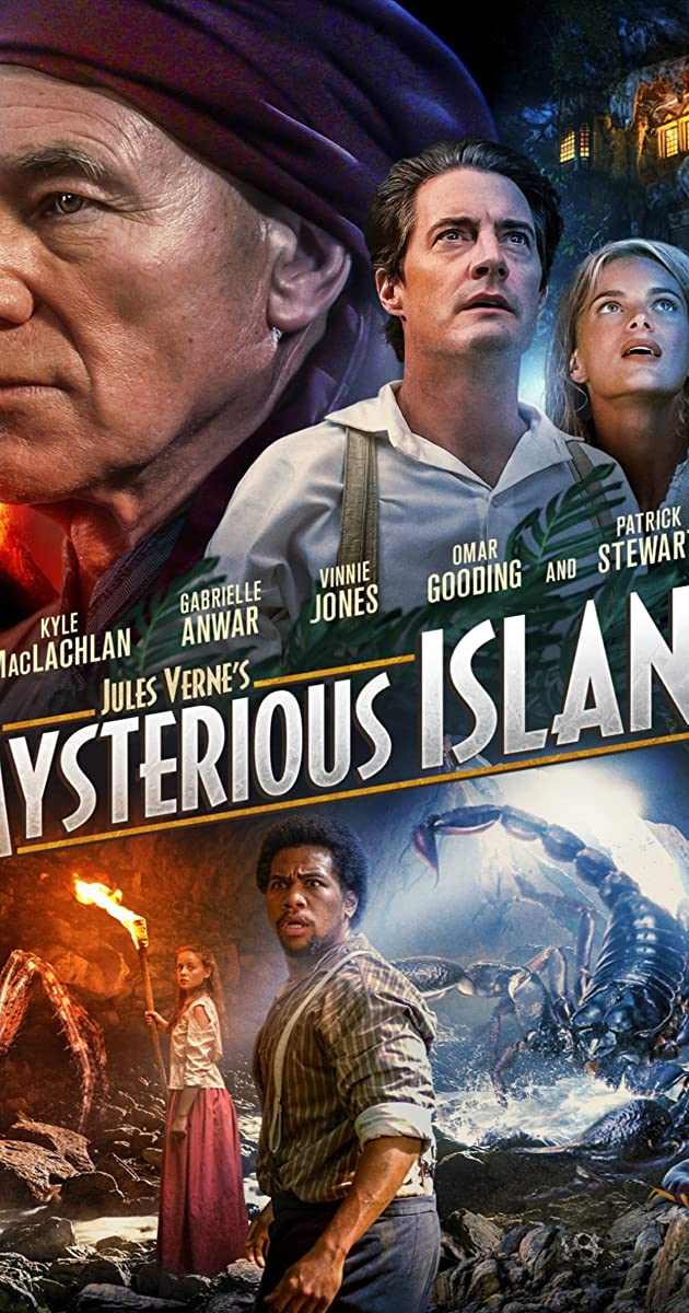Subtitle of Mysterious Island