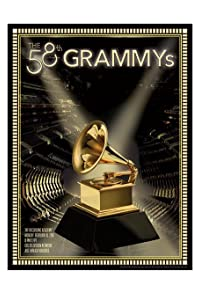 Primary photo for The 58th Annual Grammy Awards