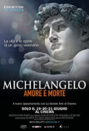 Michelangelo: Love and Death Poster
