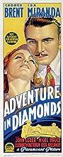 Adventure in Diamonds (1940) Poster