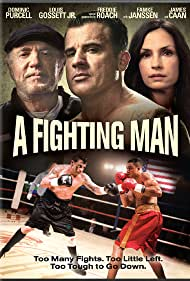 Famke Janssen, James Caan, and Dominic Purcell in A Fighting Man (2014)