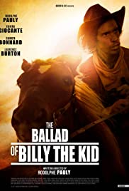 The Ballad of Billy the Kid Poster