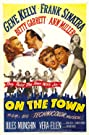 On the Town (1949) Poster