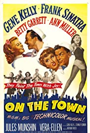 Watch Full HD Movie On the Town (1949)