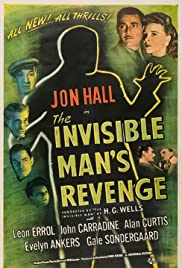 The Invisible Man's Revenge Poster