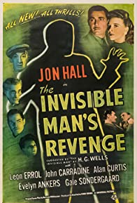 Primary photo for The Invisible Man's Revenge