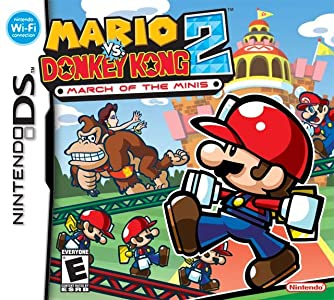 Mario vs. Donkey Kong 2: March of the Minis download movies