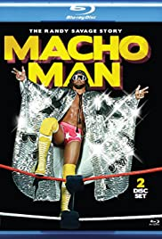 Macho Man: The Randy Savage Story Poster