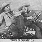 Roy Rogers and Pinky Lee in South of Caliente (1951)