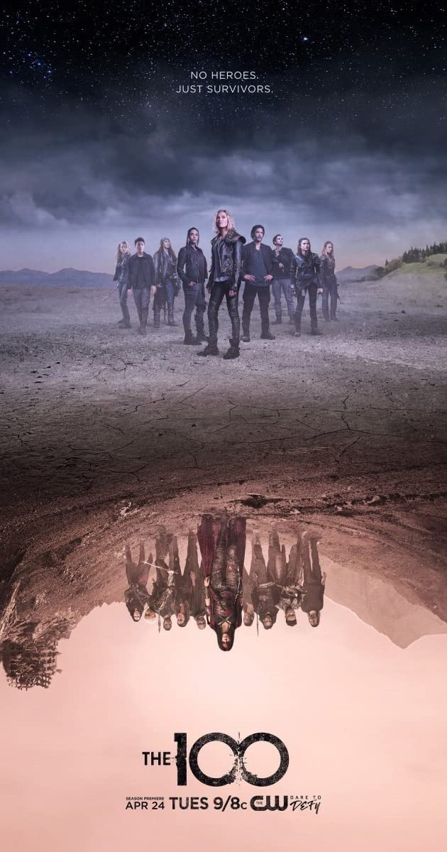 Šimtukas (5 sezonas) / The 100 (season 5) (2018)