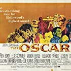Ernest Borgnine, Milton Berle, Stephen Boyd, Joseph Cotten, Jill St. John, Tony Bennett, Edie Adams, Eleanor Parker, and Elke Sommer in The Oscar (1966)