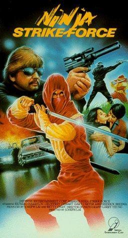 Where to stream Ninja Strike Force