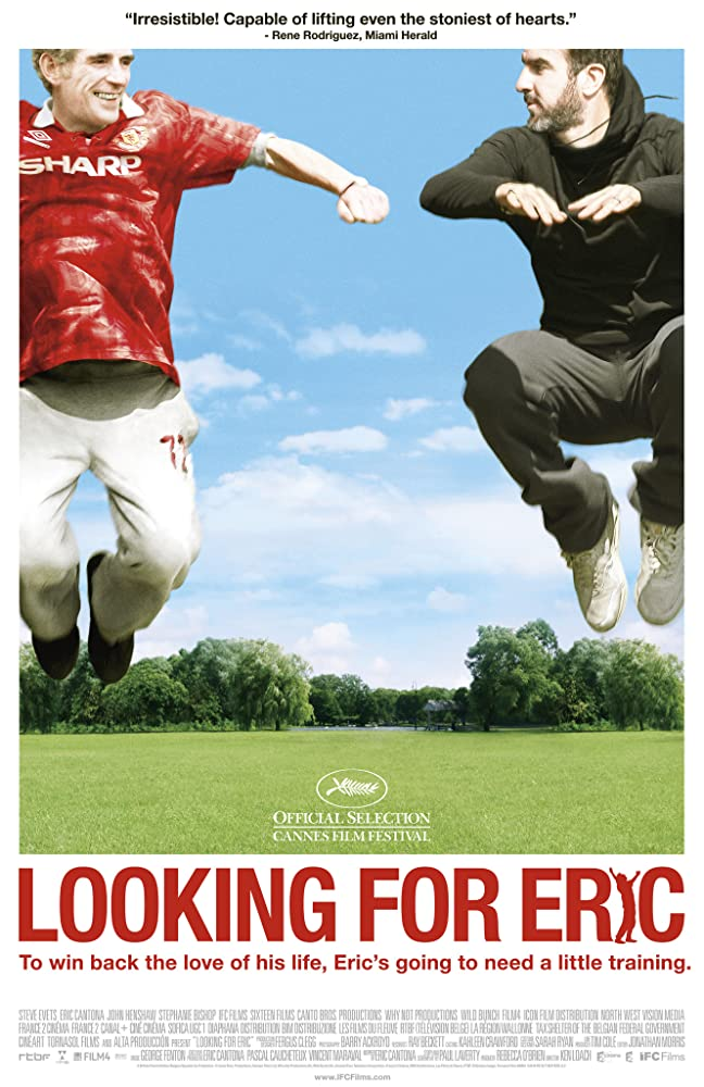 Eric Cantona and Steve Evets in Looking for Eric (2009)